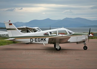 D-EGMK - Private Piper PA-28 Arrow