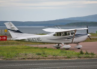 N1424C - Private Cessna 182 Skylane (all models except RG)