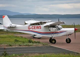 G-CEWS - Private Zenith - Zenair CH701 STOL