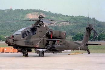 90-0324 - USA - Army Boeing AH-64 Apache