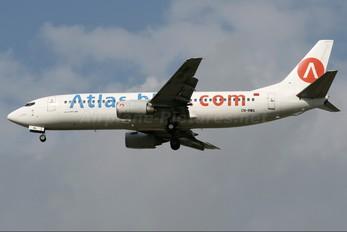 CN-RMG - Atlas Blue Boeing 737-400