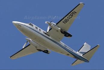 N840PN - Private Gulfstream American 690C