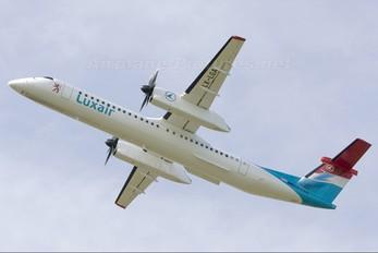 LX-LGA - Luxair de Havilland Canada DHC-8-400Q / Bombardier Q400
