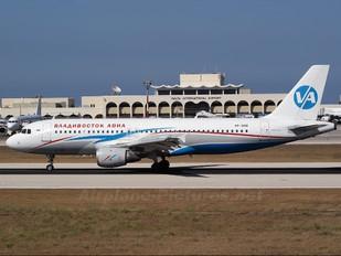 VP-BRB - Vladivostok Avia Airbus A320