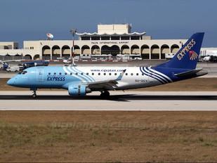 SU-GCV - Egyptair Express Embraer ERJ-170 (170-100)