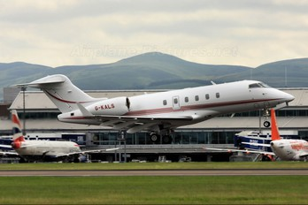 G-KALS - London Executive Aviation Bombardier BD-100 Challenger 300 series
