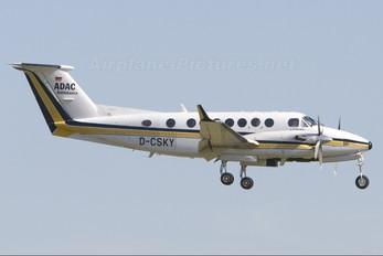 D-CSKY - ADAC Luftrettung Beechcraft 300 King Air 350