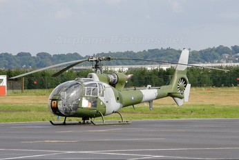 G-BZYD - Private Westland Gazelle AH.1