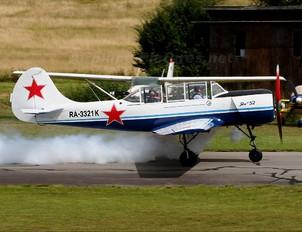RA-3321K - Private Yakovlev Yak-52