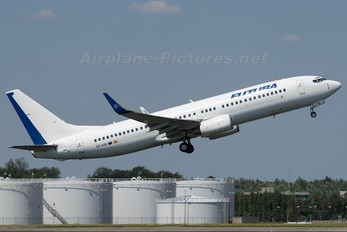 EC-KIN - Futura International Airways Boeing 737-800
