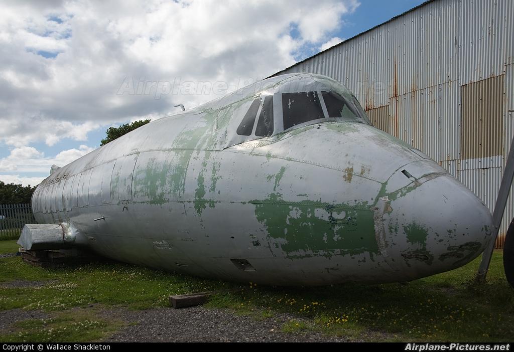 Private G-AZLP aircraft at Sunderland