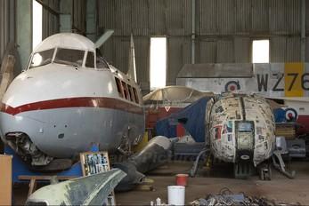 G-ARHX - Private de Havilland DH.104 Dove