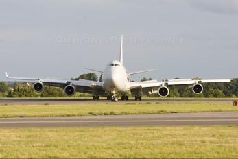 LX-FCV - Cargolux Boeing 747-400F, ERF