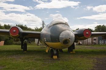 WJ639 - Royal Air Force English Electric Canberra TT.18
