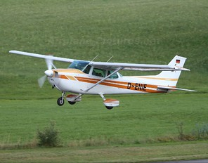 D-ENIE - Private Cessna 172 Skyhawk (all models except RG)