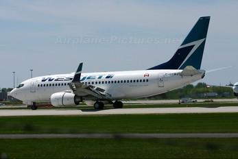 C-GYWJ/238 - WestJet Airlines Boeing 737-700