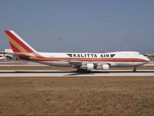 N717CK - Kalitta Air Boeing 747-100F