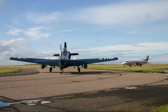 F-AZDQ - Private Douglas A-1 Skyraider