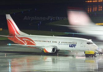 SP-LLD - LOT - Polish Airlines Boeing 737-400