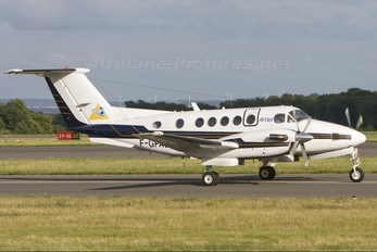 F-GPAC - AVdef - Aviation Defence Service Beechcraft 200 King Air