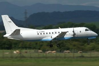 G-LGND - Loganair SAAB 340