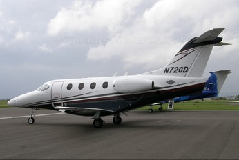 N72GD - Private Hawker Beechcraft 390 Premier