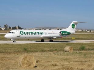 D-AGPH - Germania Fokker 100