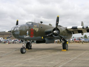 N25644 - Private North American B-25D Mitchell