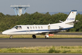 D-CHMC - Private Cessna 550 Citation Bravo