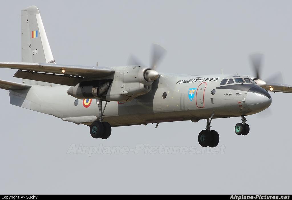 Romania - Air Force 810 aircraft at Kecskemét