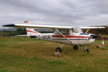 G-AWUN - Private Cessna 150