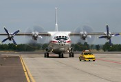 UR-CGW - Meridian Aviation Antonov An-12 (all models) aircraft