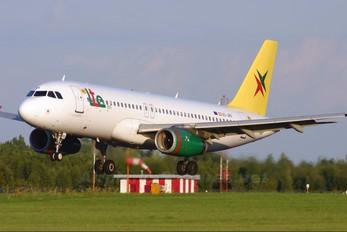 EC-JRX - LTE Airbus A320