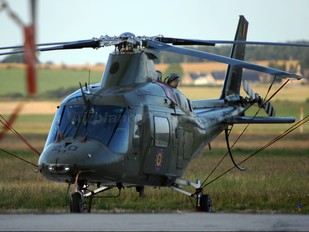 H20 - Belgium - Air Force Agusta / Agusta-Bell A 109BA