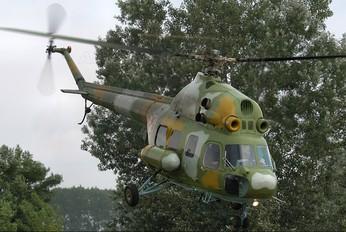 8219 - Poland - Air Force Mil Mi-2