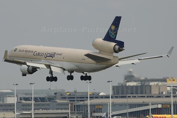 HZ-AND - Saudi Arabian Cargo McDonnell Douglas MD-11F