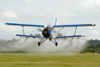SP-WSK - EADS - Agroaviation Services Antonov An-2