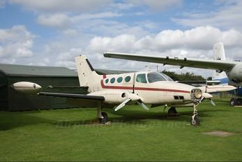 G-OVNE - Private Cessna 401