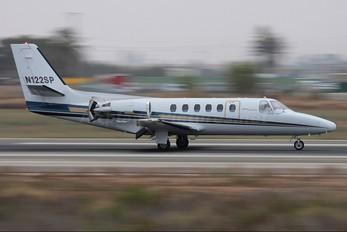 N122SP - Private Cessna 551 Citation II SP