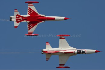 70-3039 - Turkey - Air Force : Turkish Stars Canadair NF-5A