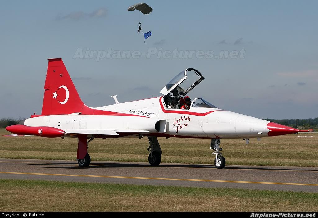 Turkey - Air Force : Turkish Stars 70-3036 aircraft at Kecskemét