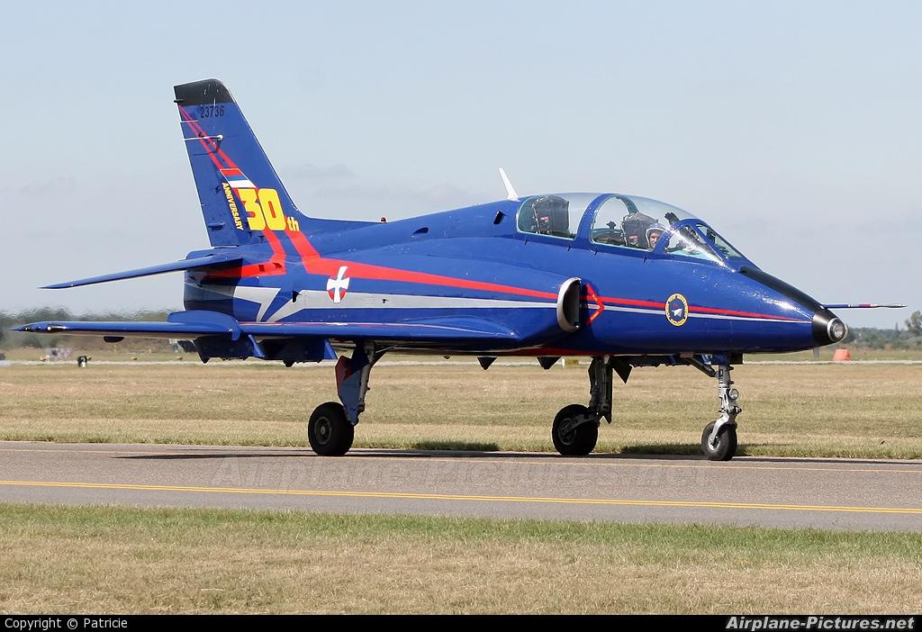 Serbia - Air Force 23736 aircraft at Kecskemét