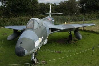 E-409 - Denmark - Air Force Hawker Hunter F.51