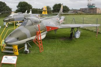 XG168 - Royal Air Force Hawker Hunter F.6