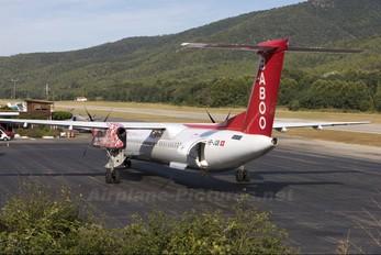 HB-JQB - Flybaboo de Havilland Canada DHC-8-400Q / Bombardier Q400