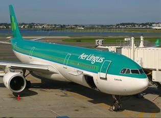 EI-JFK - Aer Lingus Airbus A330-300