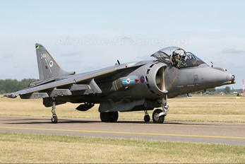 ZD376 - Royal Air Force British Aerospace Harrier GR.9