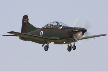 L9-65 - Slovenia - Air Force Pilatus PC-9M