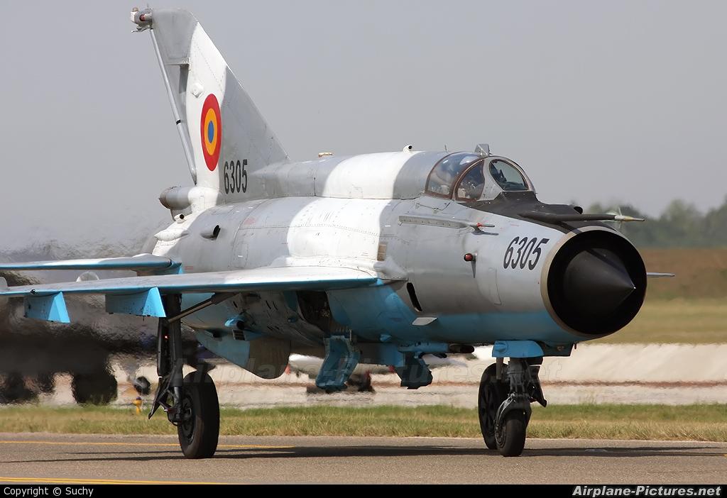 Romania - Air Force 6305 aircraft at Kecskemét