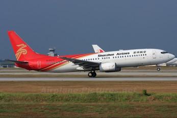 B-5073 - Shenzhen Airlines Boeing 737-800